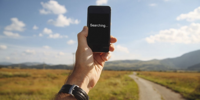 Working remotely: Protecting lone workers when mobile signal fails