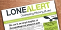 LONEALERT releases October Newsletter