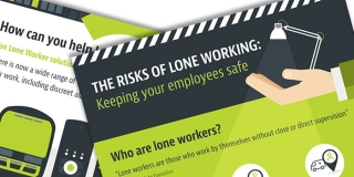 The risks of lone working