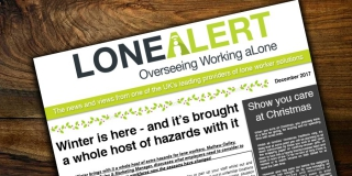LONEALERT releases Christmas Newsletter 2017