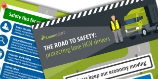 The HGV drivers guide to lone working safety