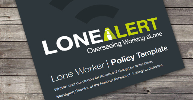 Request Lone Worker Policy Template