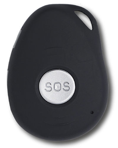 Lone worker protection IPX5 rated SOS Fob