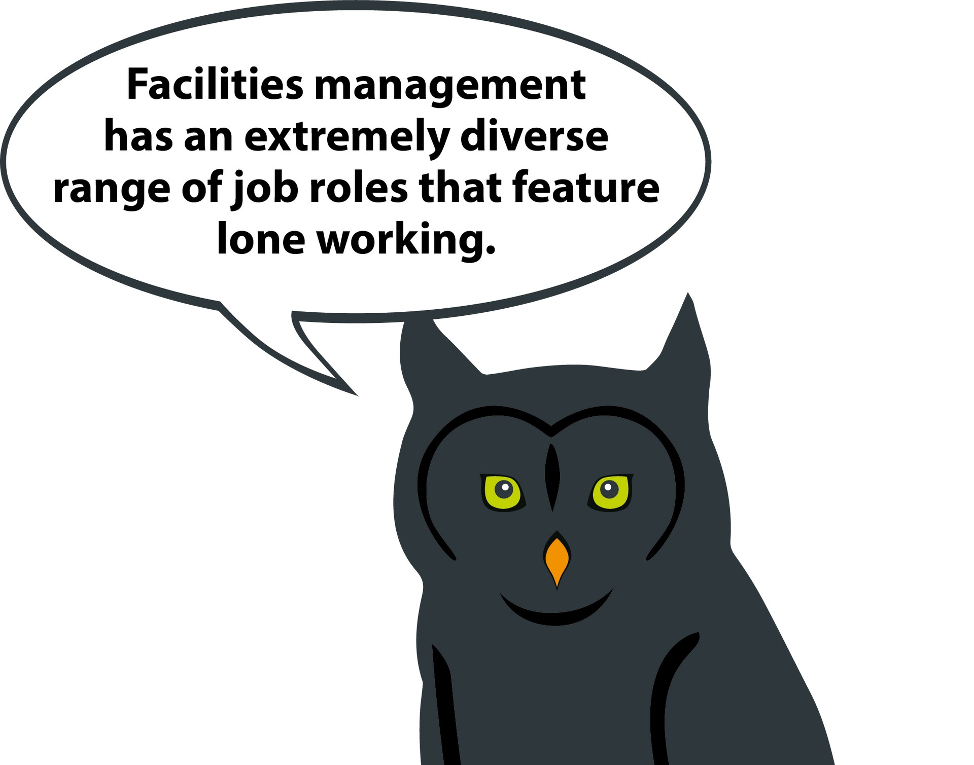Lone worker protection - Facilities Management workers