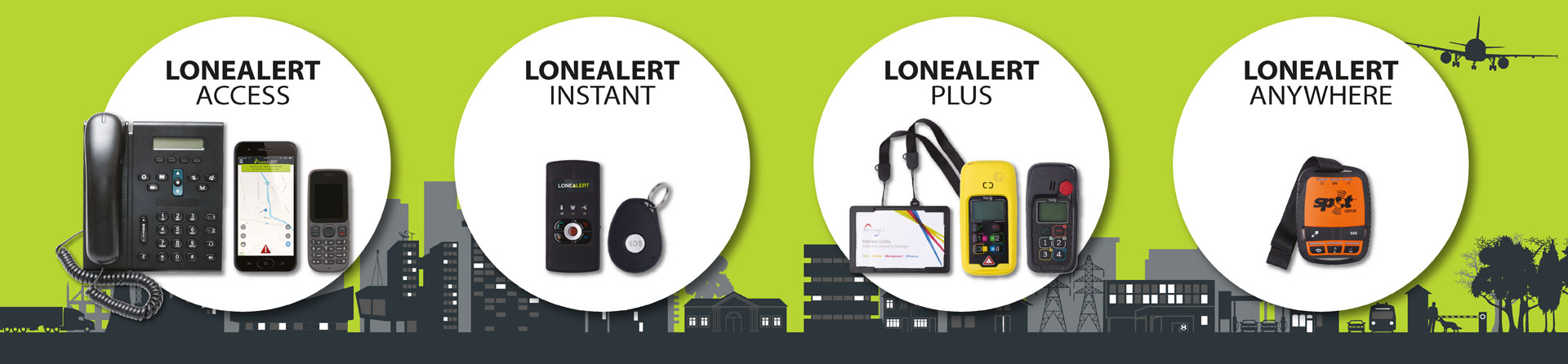 Risk profile, personal preference or specific requirements all factor into the right choice of lone working devices. Understand the range here.