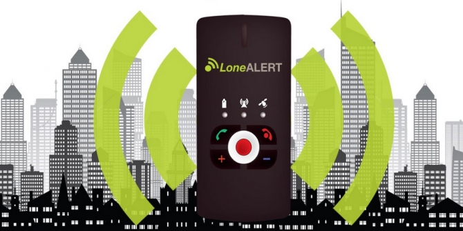 LONEALERT launches community drive to keep charity volunteers safe