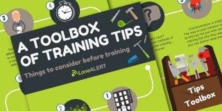 A toolbox of training tips