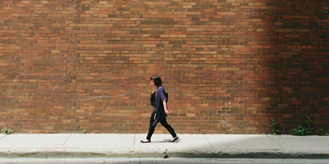 Tips to stay safe if you're walking home alone