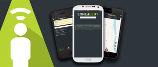 LONEALERT releases update for smartphone app