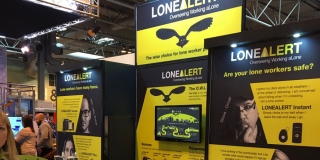 LONEALERT showcases solutions to protect lone workers at The Health & Safety Event