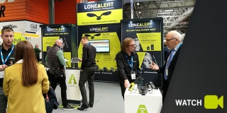LONEALERT at the Health and Safety Expo 2019