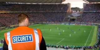 Premier League football club - how LONEALERT is helping lone workers